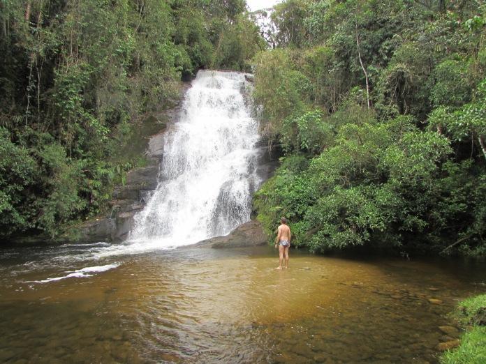 cachoeiras sp bananal sete quedas