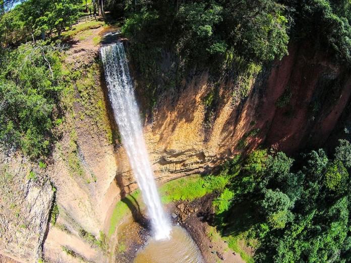 cachoeiras sp itirapina saltão