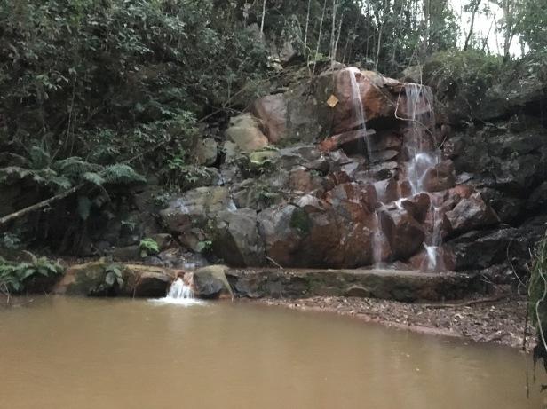 cachoeira sítio sete quedas adventure aguas de lindoia