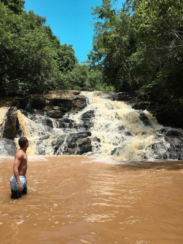 parque da cachoeira monte sião guiné