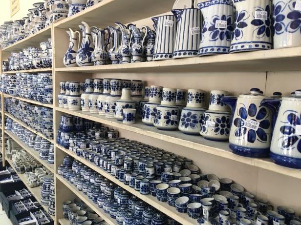 compra de porcelana em monte sião