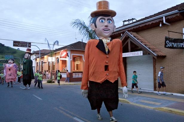 carnaval em são bento do sapucaí