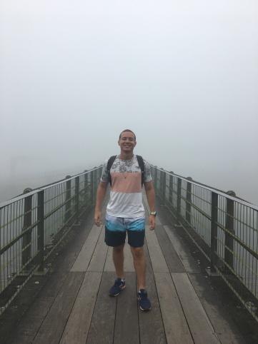 neblina em paranapiacaba