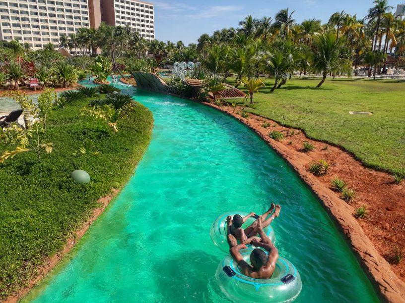 olímpia parque aquático