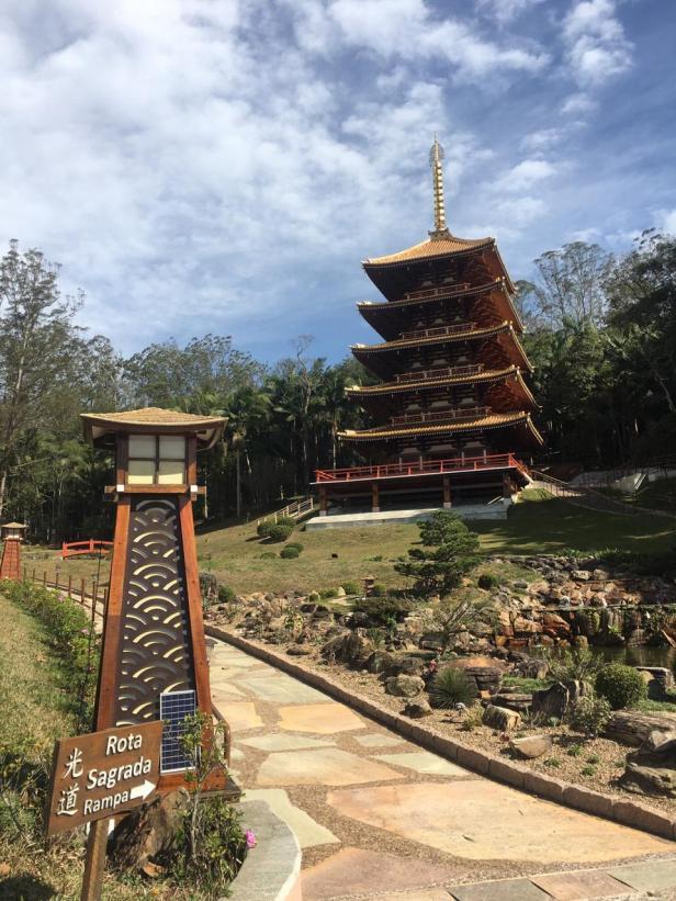 torre de miroku ribeirão pires