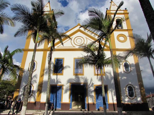 igreja matriz cunha sp
